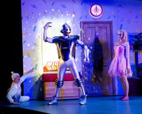 MAGICAL NIGHT at the Royal Opera House