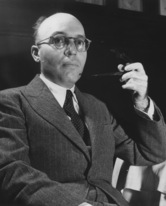 Kurt Weill. Photo courtesy of Courtesy of the Weill-Lenya Research Center, Kurt Weill Foundation for Music, New York