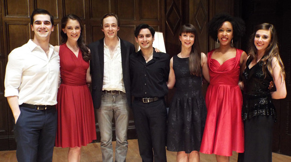 2014 Lotte Lenya Competition winners