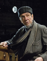 F. Murray Abraham in The Threepenny Opera, Atlantic Theater Company