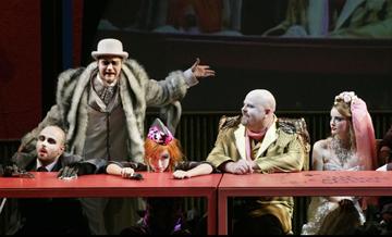 The Threepenny Opera (Malthouse Theatre/ Victorian Opera)