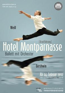 HOTEL MONTPARNASSE - Anhaltisches Theater Dessau