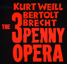 Threepenny Opera Facebook Page