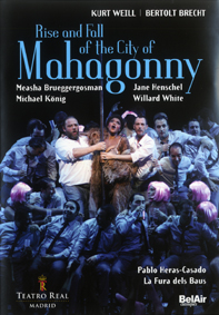 "Teatro Real ""Rise and Fall of the City of Mahagonny"""