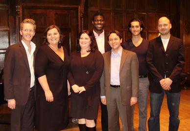 LLC 2010 Winners. Photo: Kurt Weill Foundation for Music