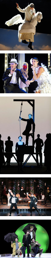 Upcoming Weill performances June-July 2013