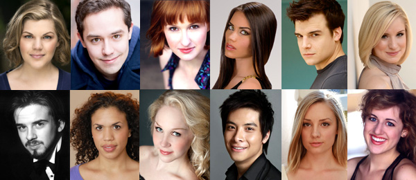 2013 Lotte Lenya Competition Finalists