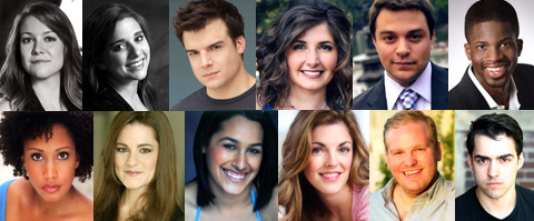 2012 Lenya Competition Finalists