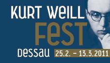 Kurt Weill Fest 2011