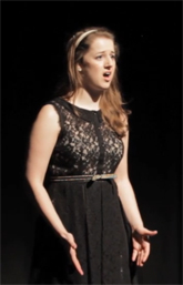 Maren Weinberger, 2013 Lenya Competition Prizewnner