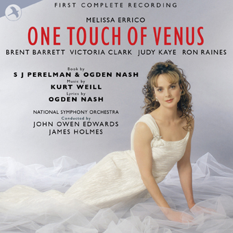One Touch of Venus CD Jay Records