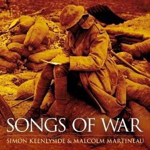 Songs of War - Simon Keenleyside
