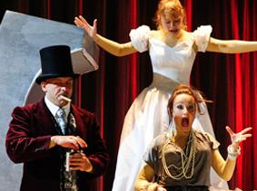 """""""Die Dreigroschenoper,"""" Theater Chemnitz"""