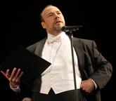 Danny Burstein in The Cradle Will Rock, Encores! Off-Center