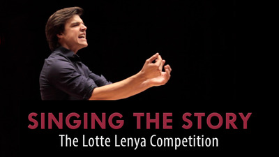 """Singing the Story: The Lotte Lenya Competition"""
